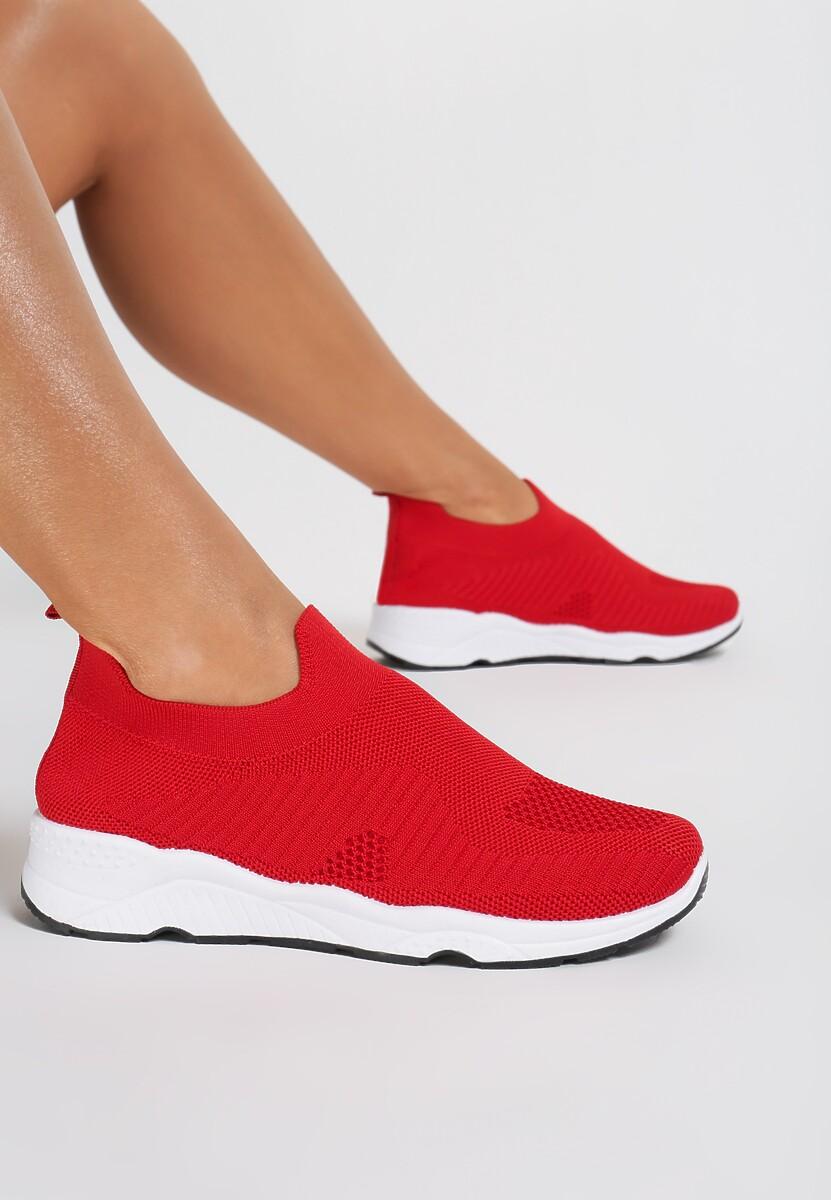 Czerwone Buty Sportowe Neadelia Kod produktu: 120633