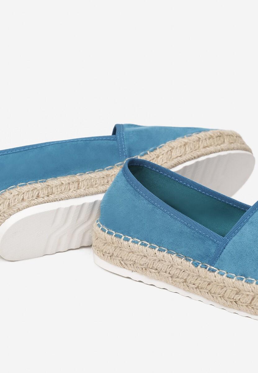 Niebieskie Espadryle Akranes