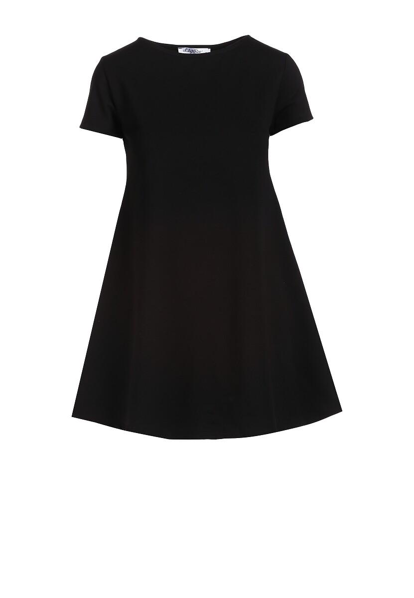 Czarna Sukienka Eiremere