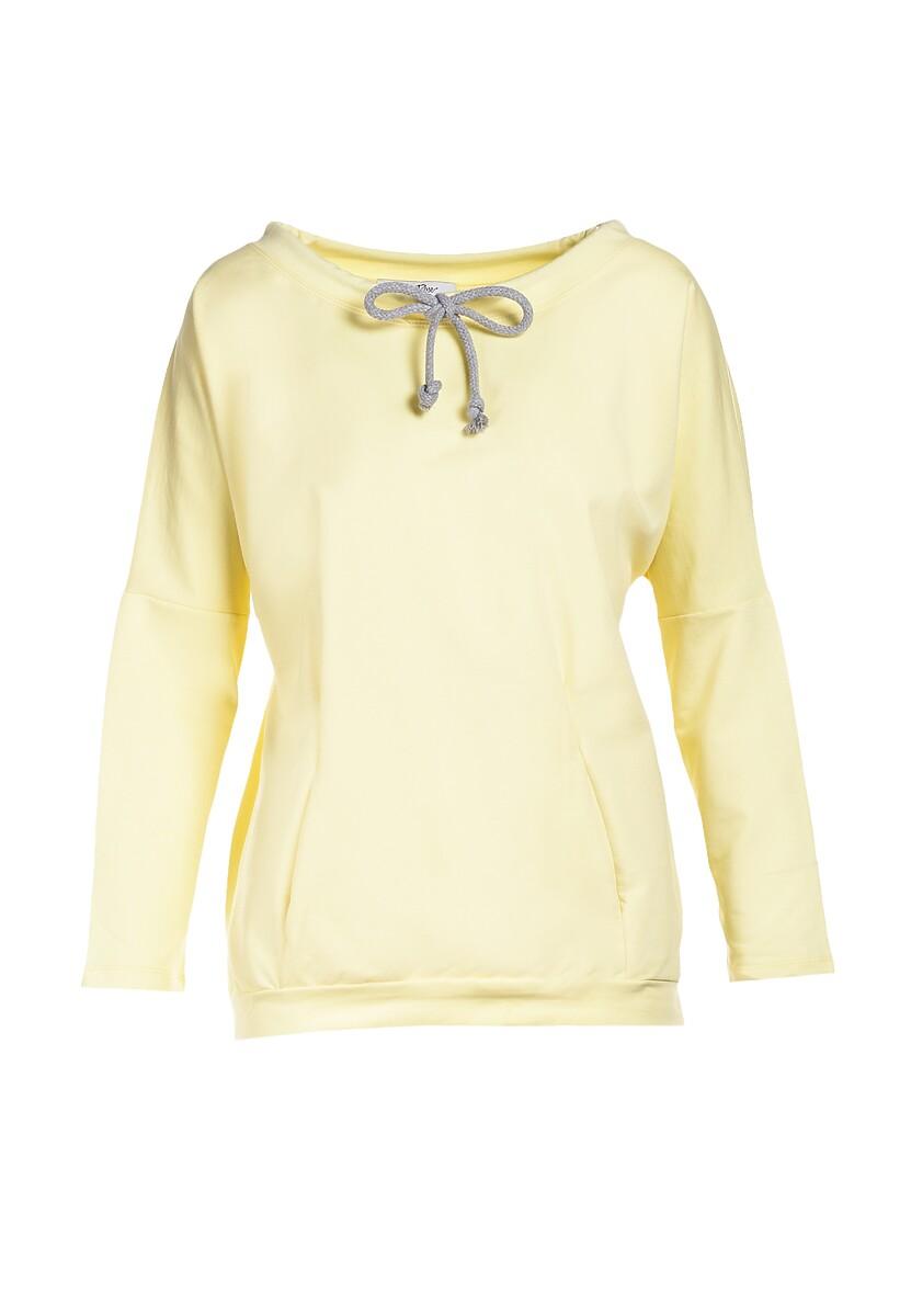 Żółta Bluza Petineira