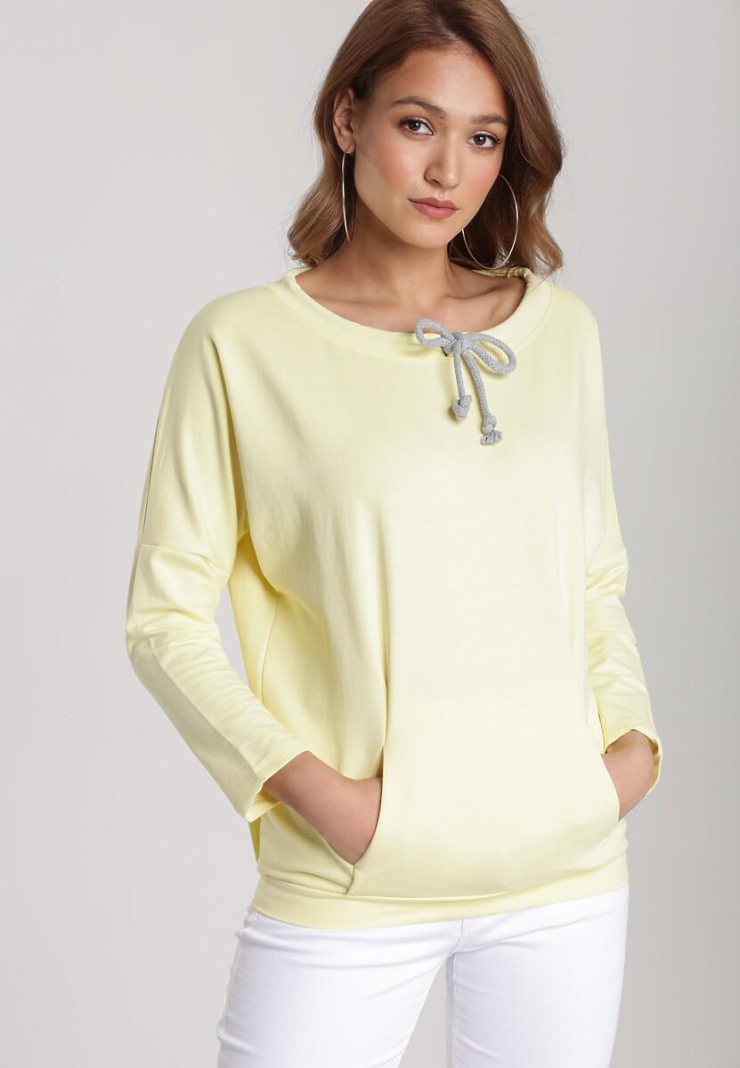 Żółta Bluza Petineira Kod produktu: 121426