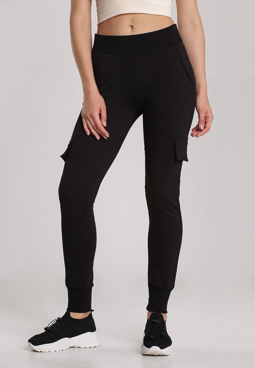 Czarne Spodnie Perilia Kod produktu: 121468