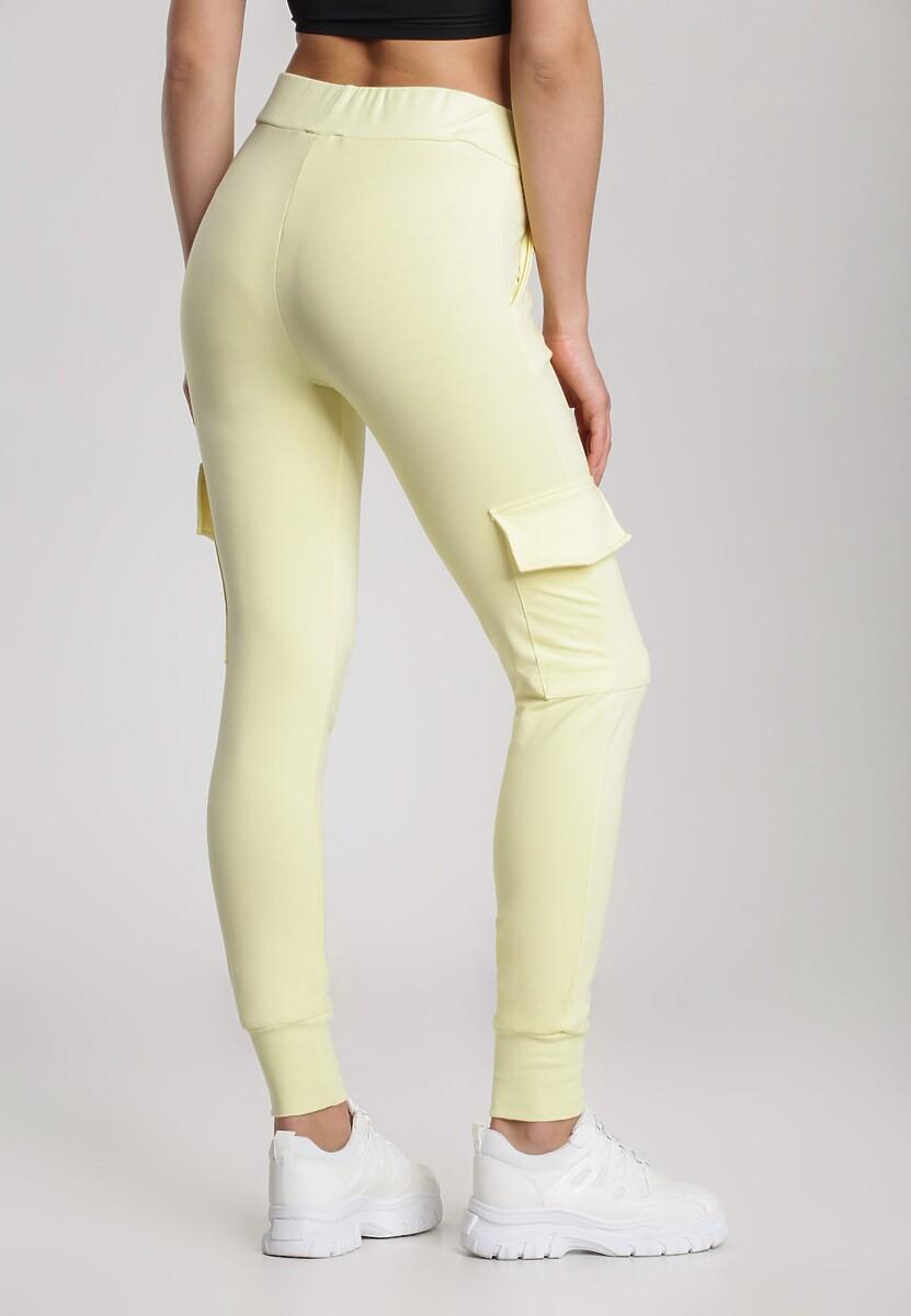 Żółte Spodnie Perilia