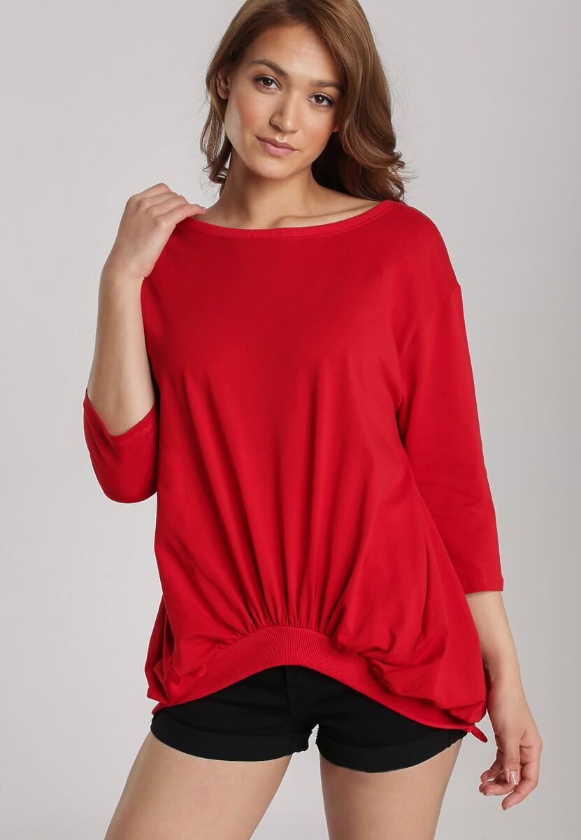 Czerwona Bluza Criameia Kod produktu: 121495