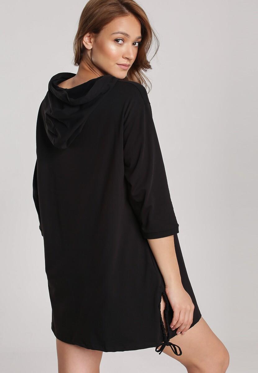 Czarna Sukienka Sirius