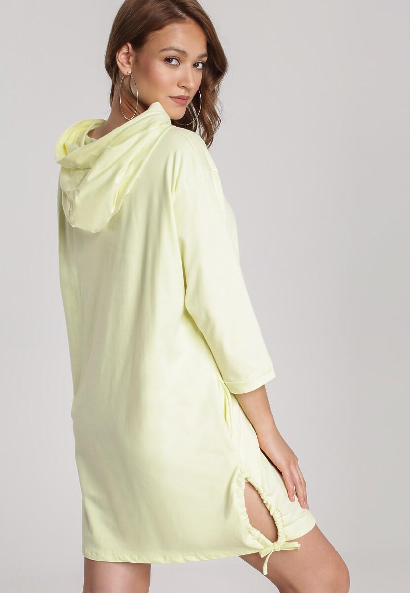 Żółta Sukienka Sirius