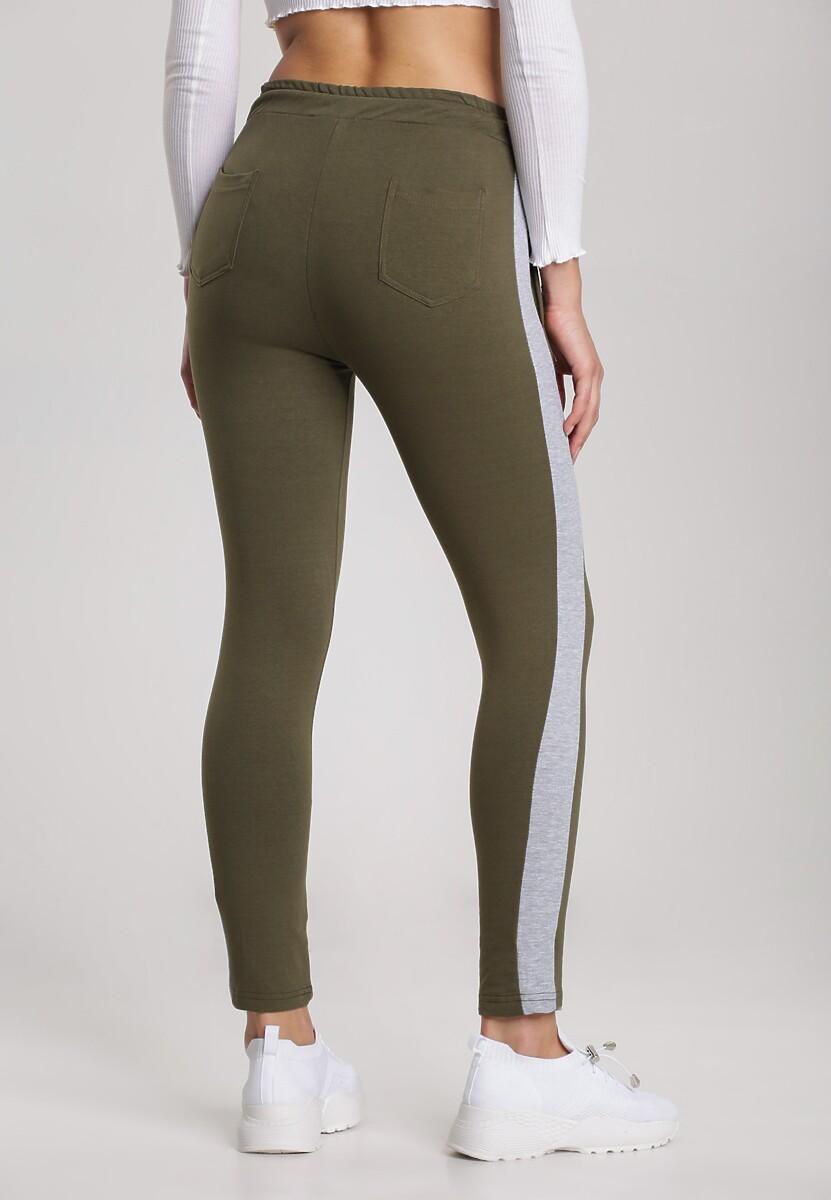 Khaki Spodnie Echoxera