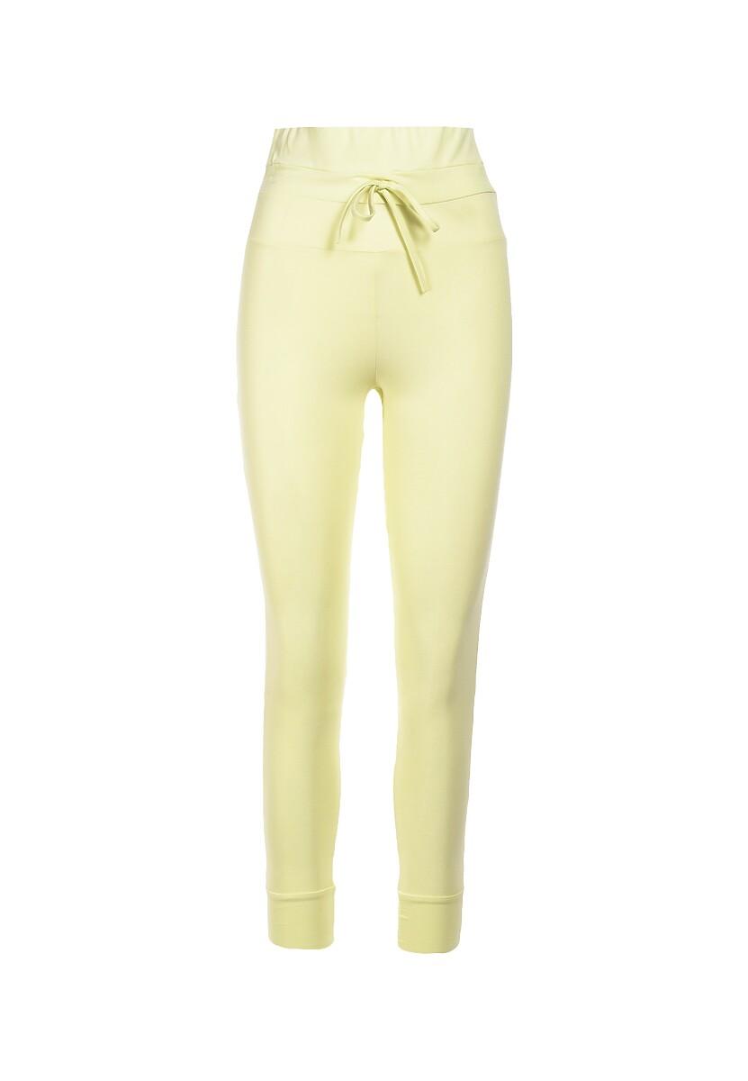 Żółte Legginsy Perinope