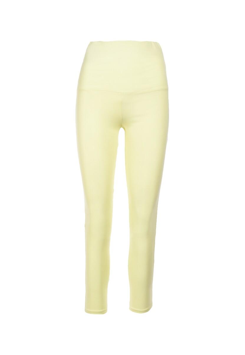 Żółte Legginsy Undive