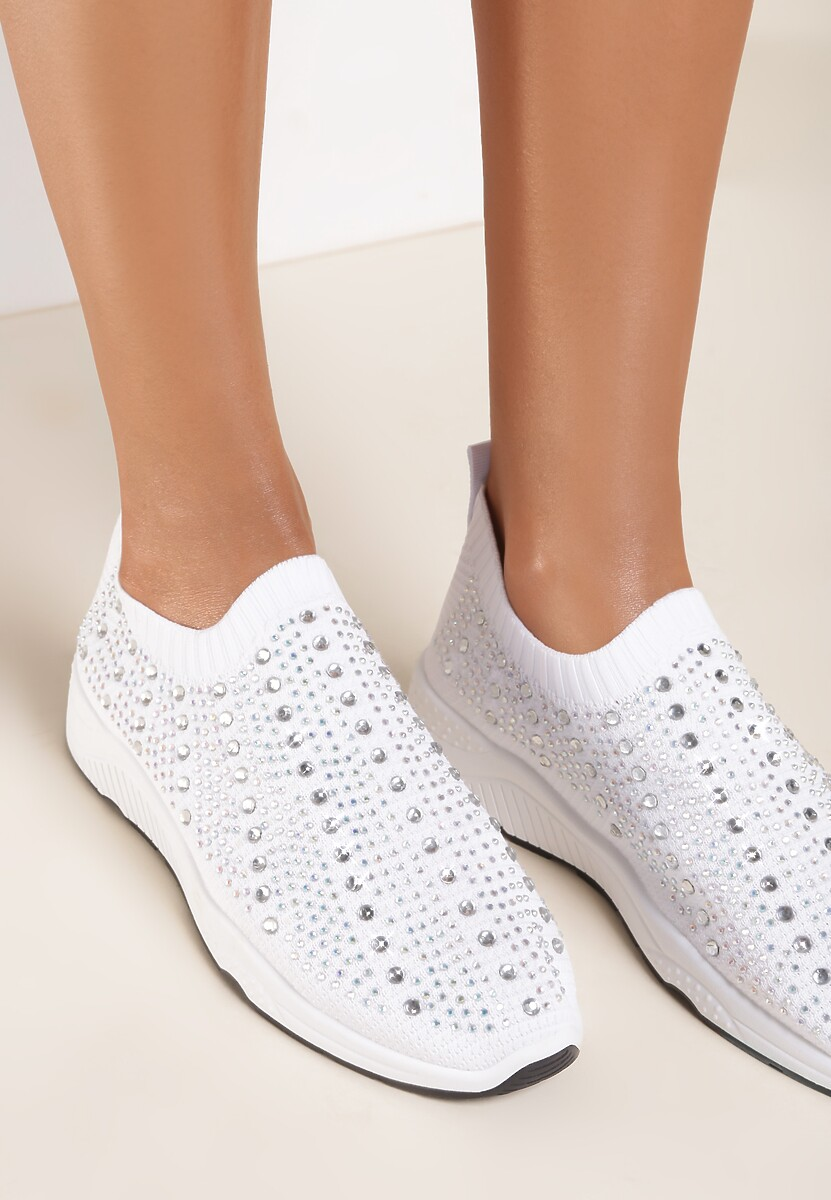 Białe Sneakersy Kylora