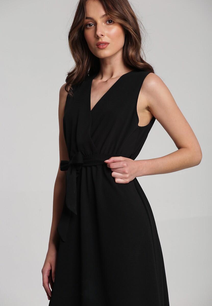 Czarna Sukienka Loraithia