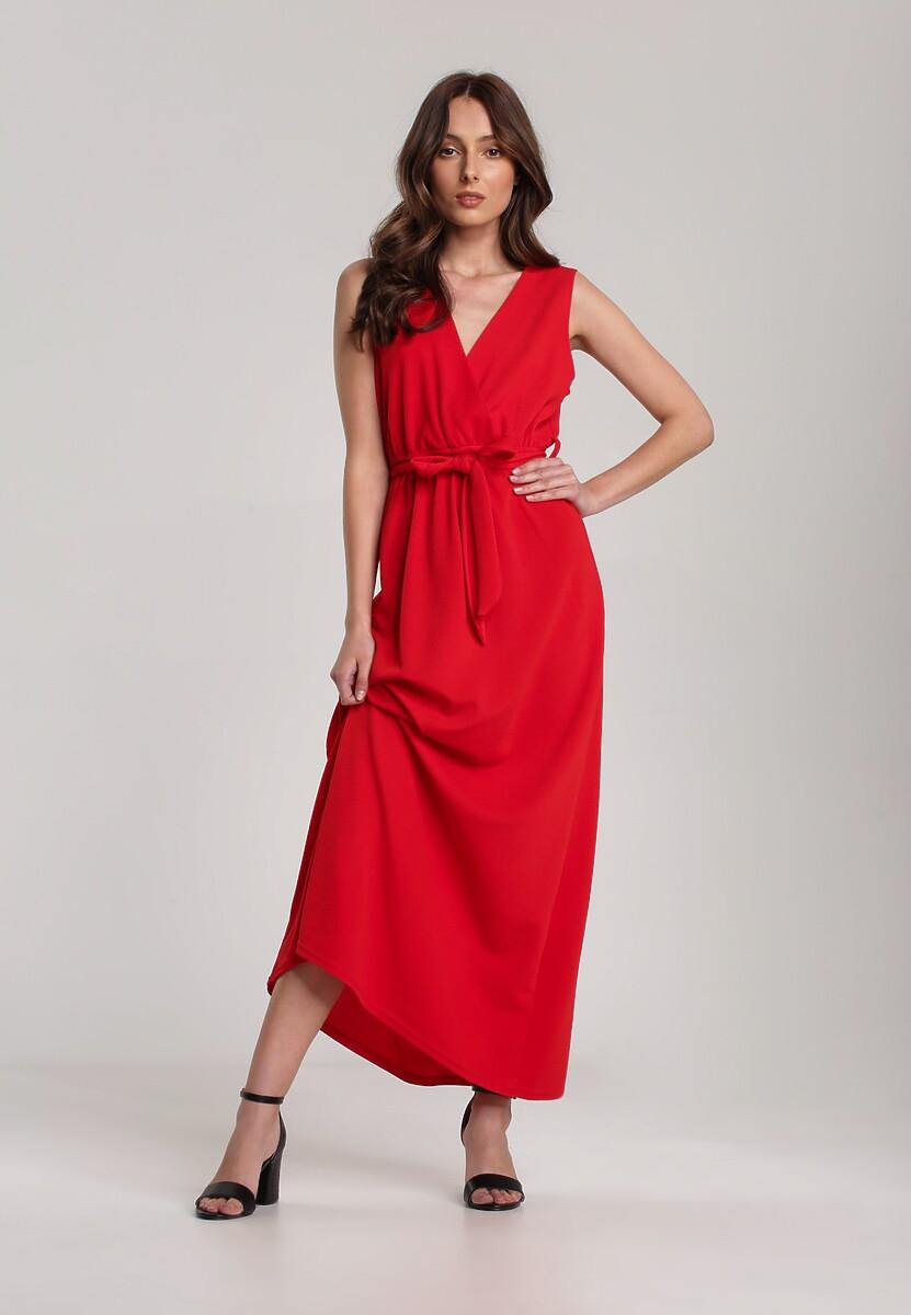 Czerwona Sukienka Loraithia