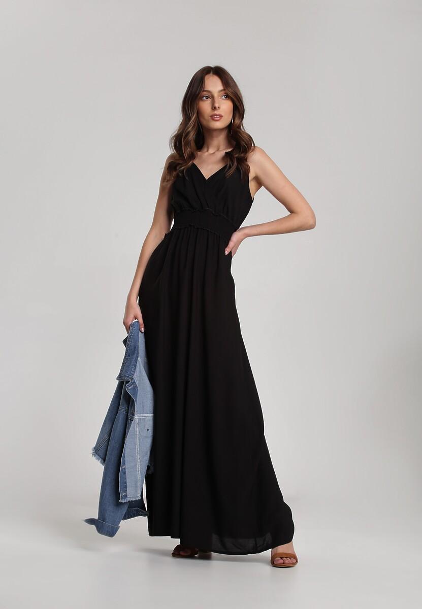 Czarna Sukienka Nesameni