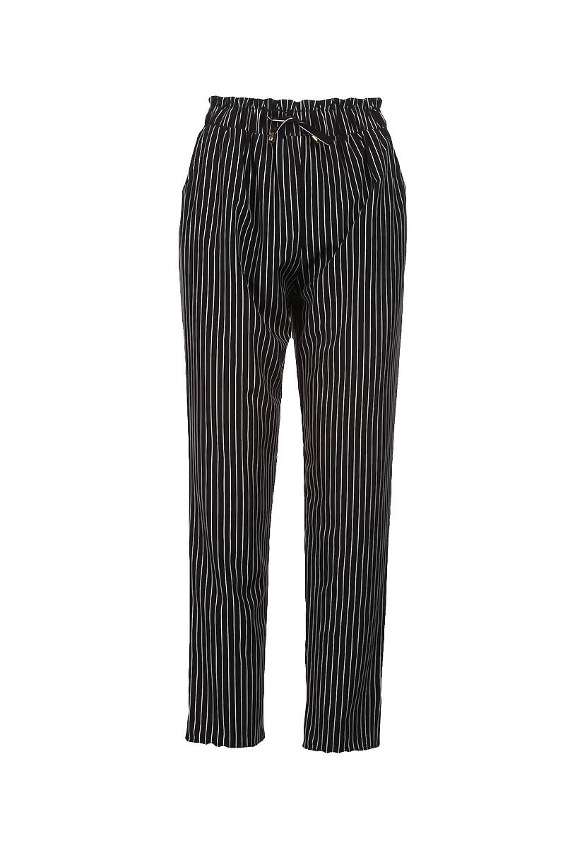 Czarne Spodnie Callagune