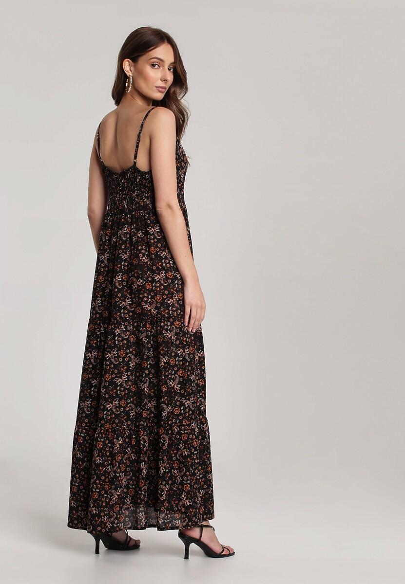 Czarna Sukienka Salosia