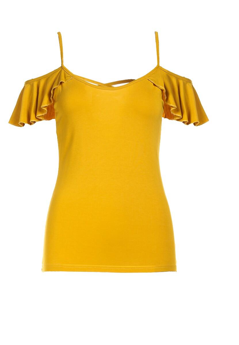 Żółta Bluzka Pherosea