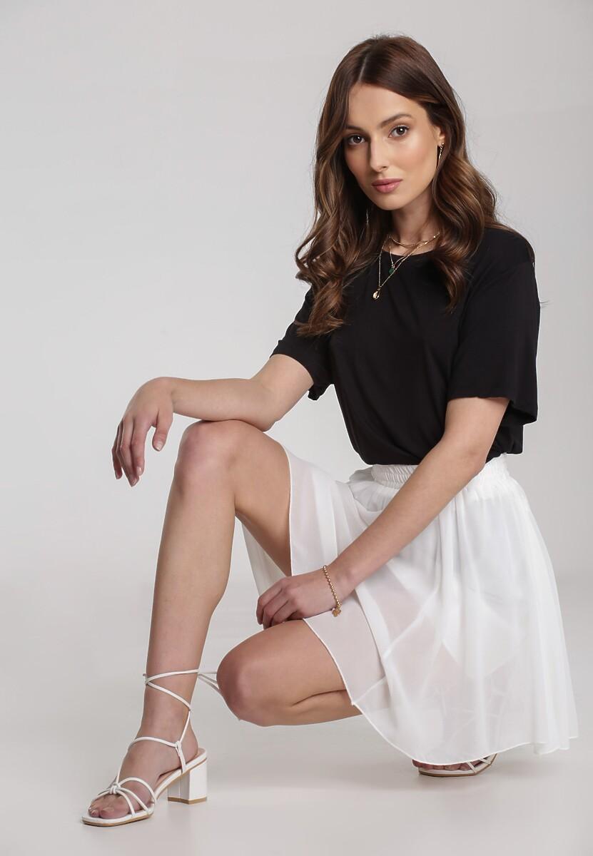 Biała Spódnica Diorial