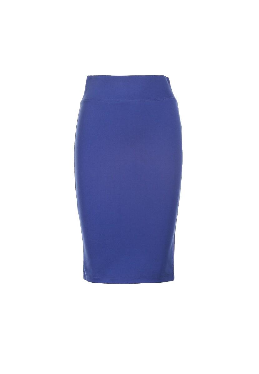 Ciemnoniebieska Spódnica Chelros