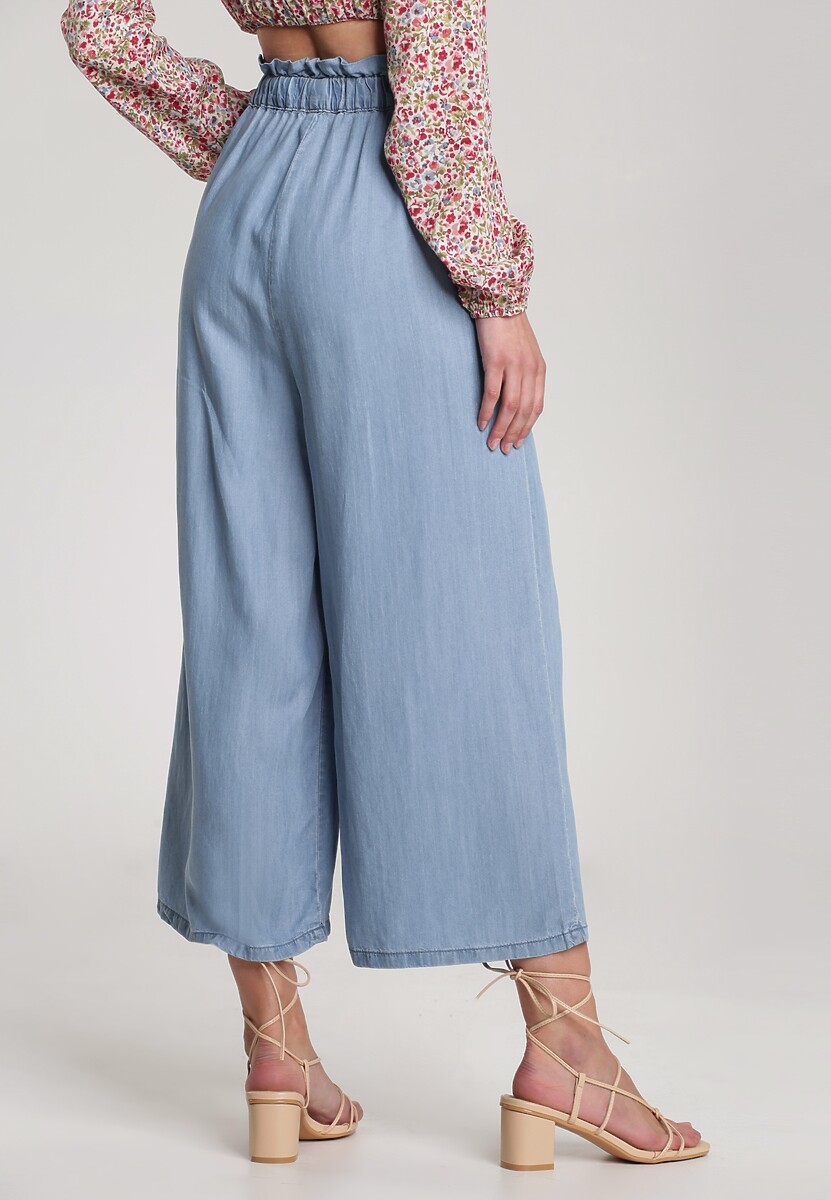 Jasnoniebieskie Spodnie Bribelle