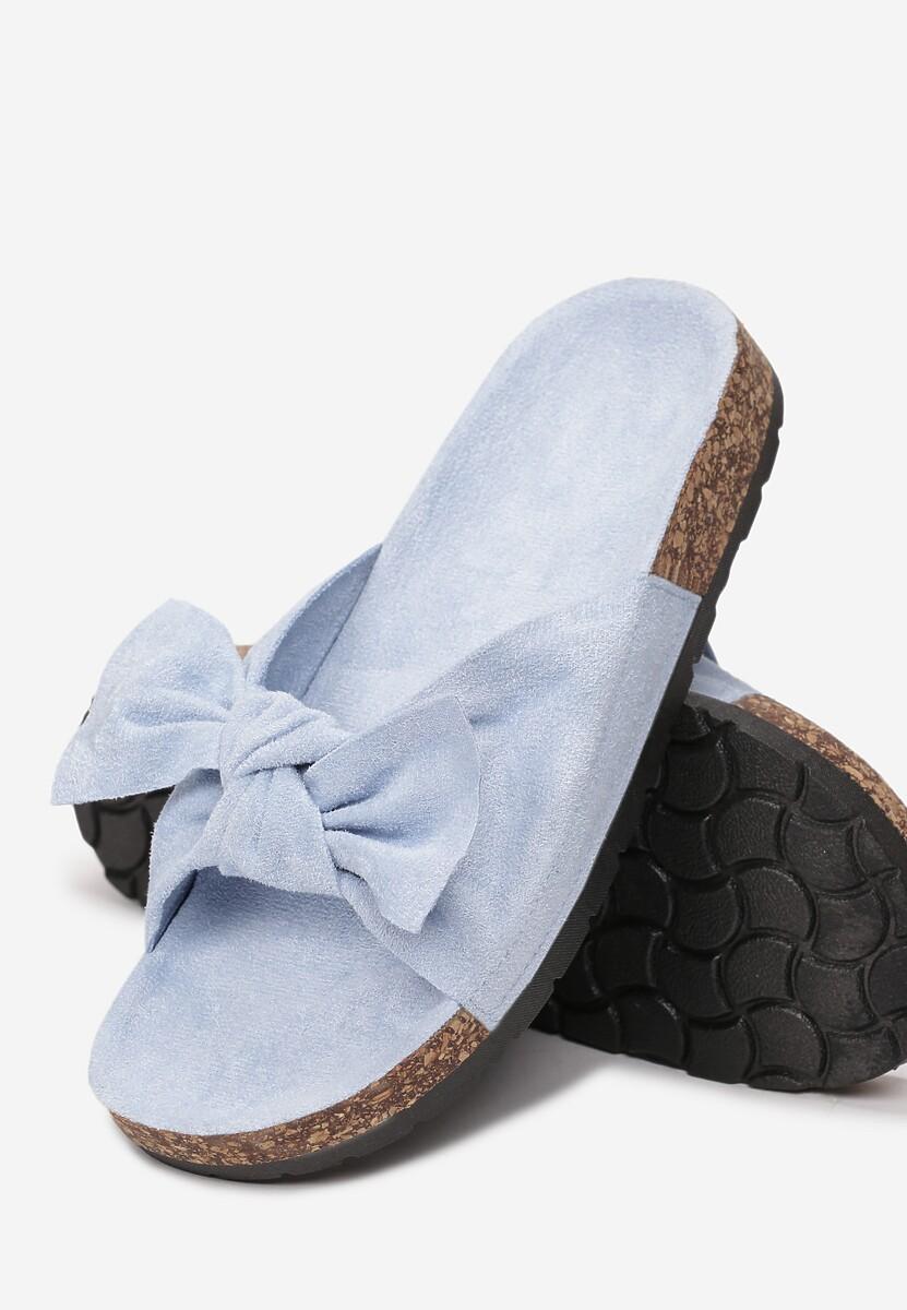 Niebieskie Klapki Physaliphis