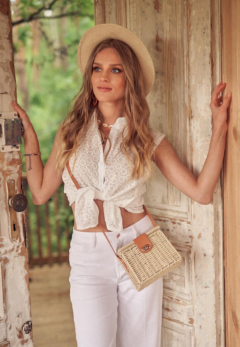 Biała Koszula Yanela