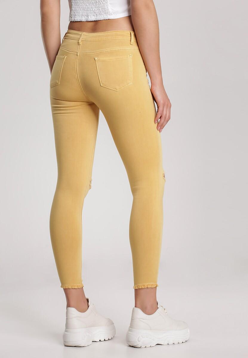 Żółte Spodnie Amorim
