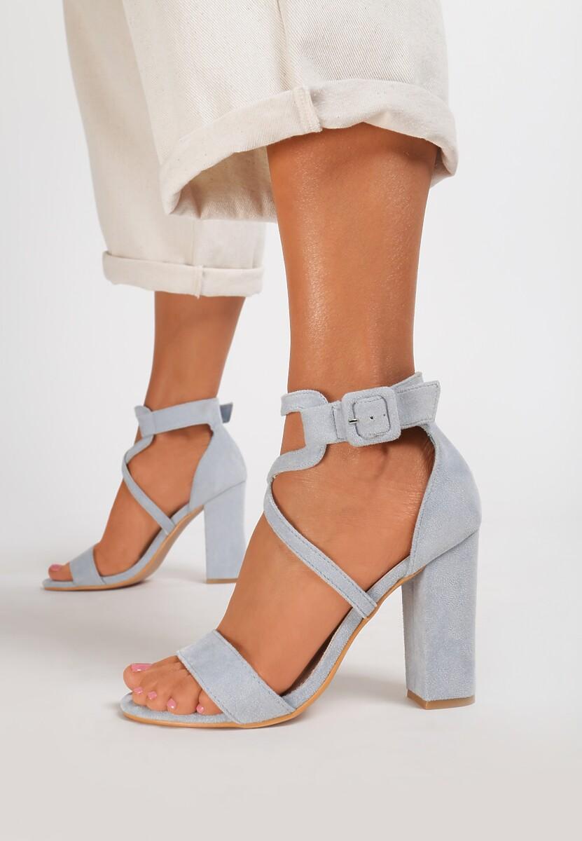 Błękitne Sandały Kalimei