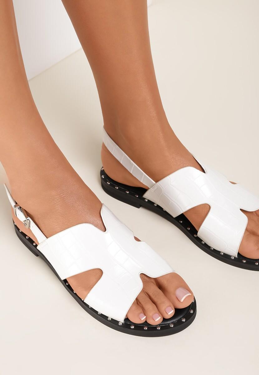 Białe Sandały Vakala Kod produktu: 122967