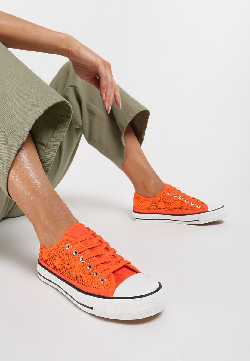 Pomarańczowe Trampki Dweller Kod produktu: 123298