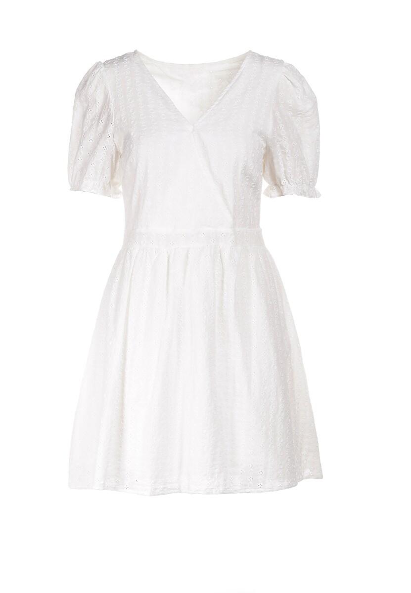 Biała Sukienka Criadone