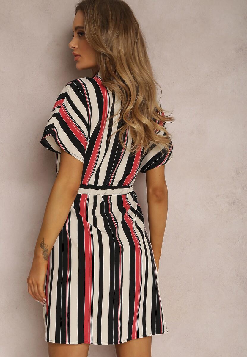 Łososiowa Sukienka Amaliria