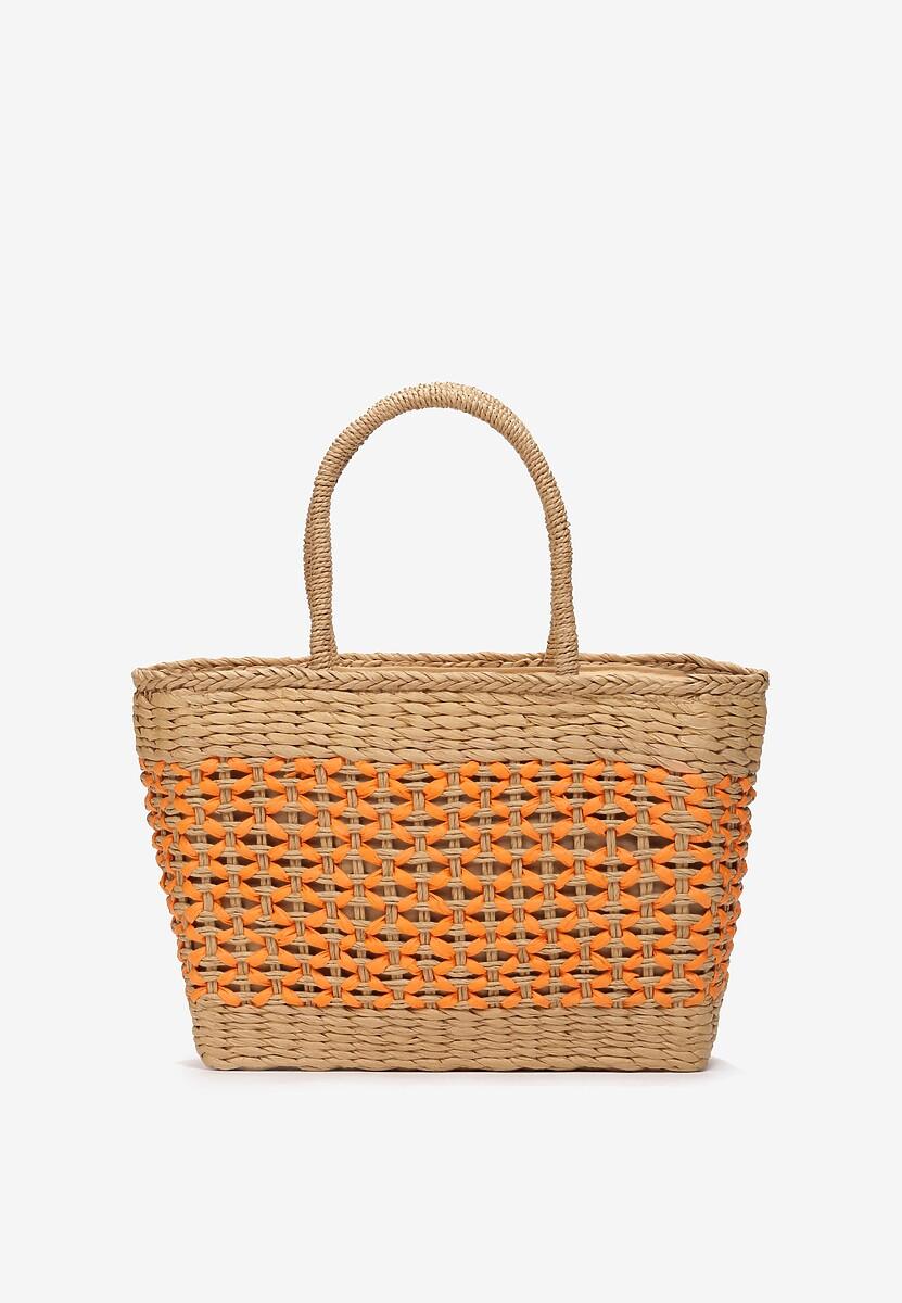 Pomarańczowa Torebka Zulema