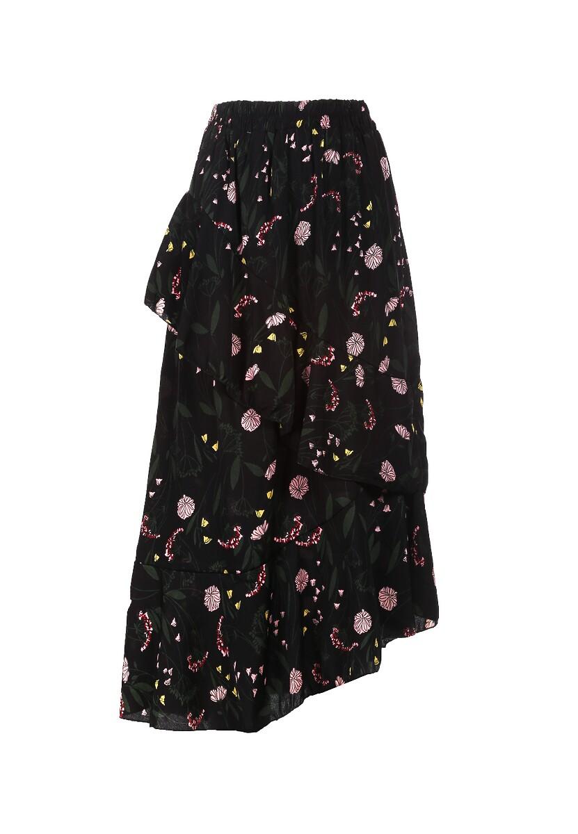 Czarna Spódnica Aurarina