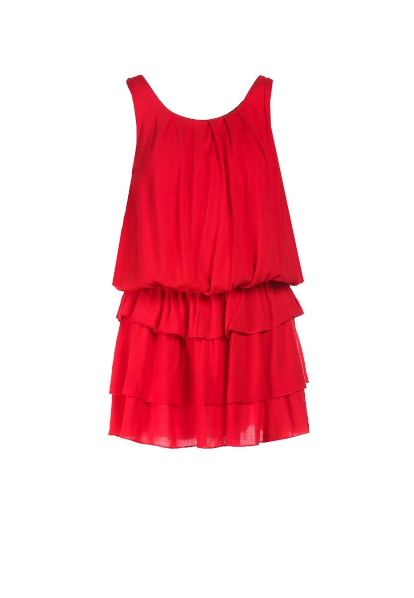 Czerwona Sukienka Talimora