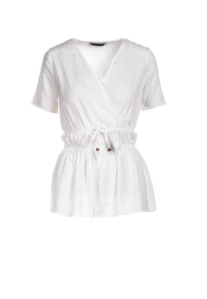 Biała Bluzka Rainoire