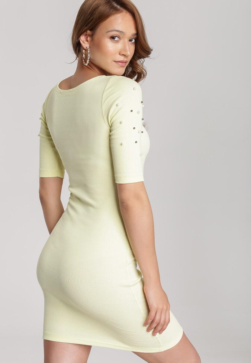 Żółta Sukienka Maryleia