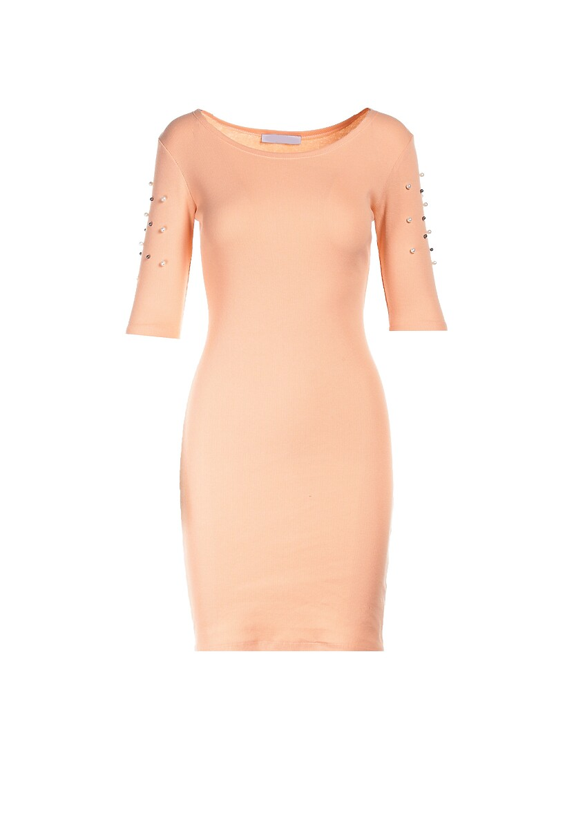 Różowa Sukienka Maryleia