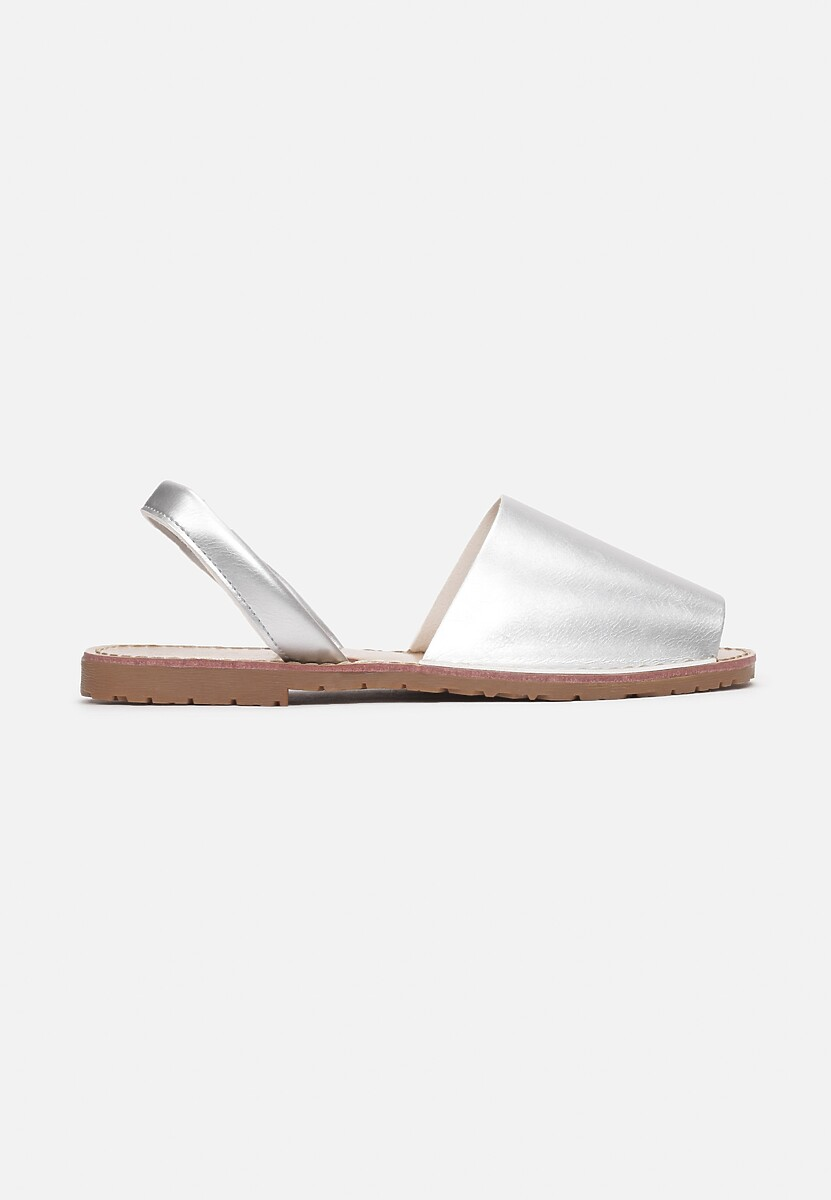 Srebrne Sandały Thalaxie