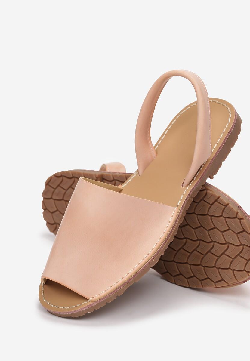 Różowe Sandały Thalaxie