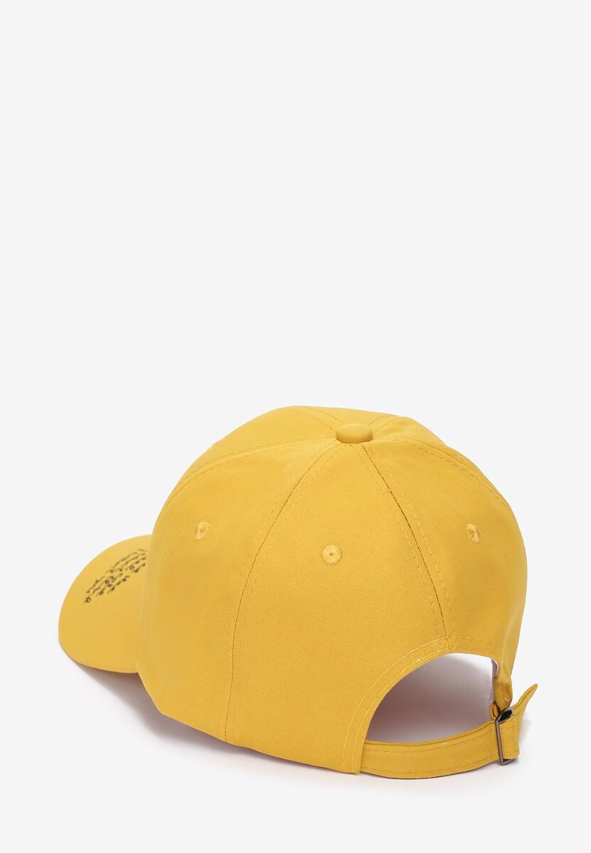 Żółta Czapka Avarina