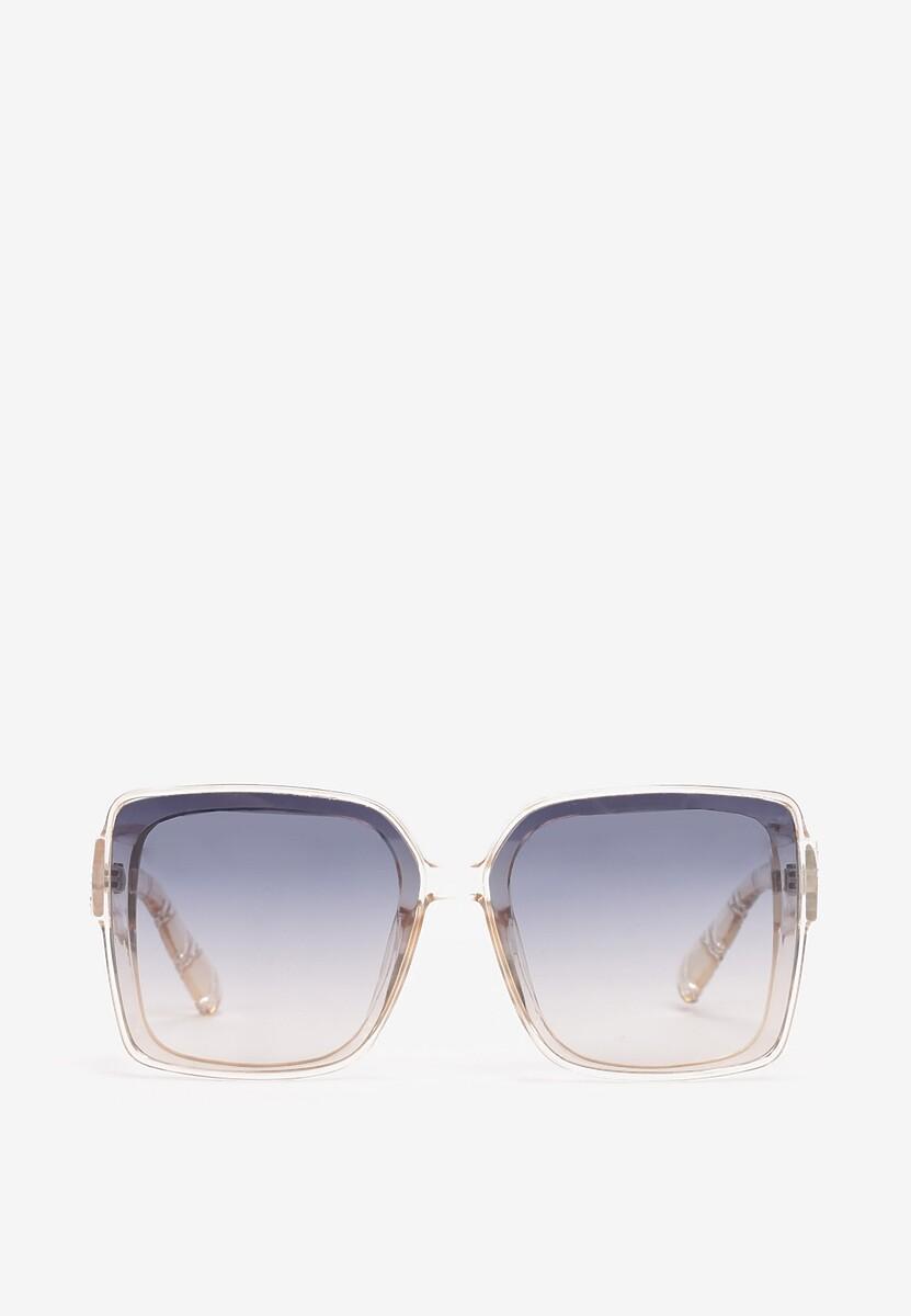 Beżowe Okulary Azala