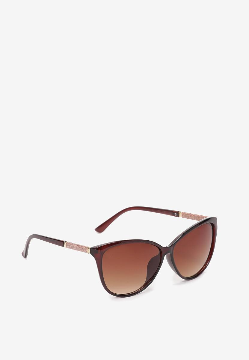 Brązowe Okulary Diaxie