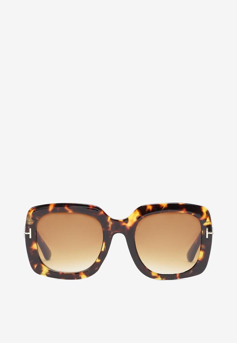 Brązowe Okulary Orithelia