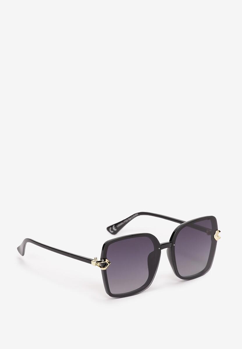 Czarne Okulary Evithylia