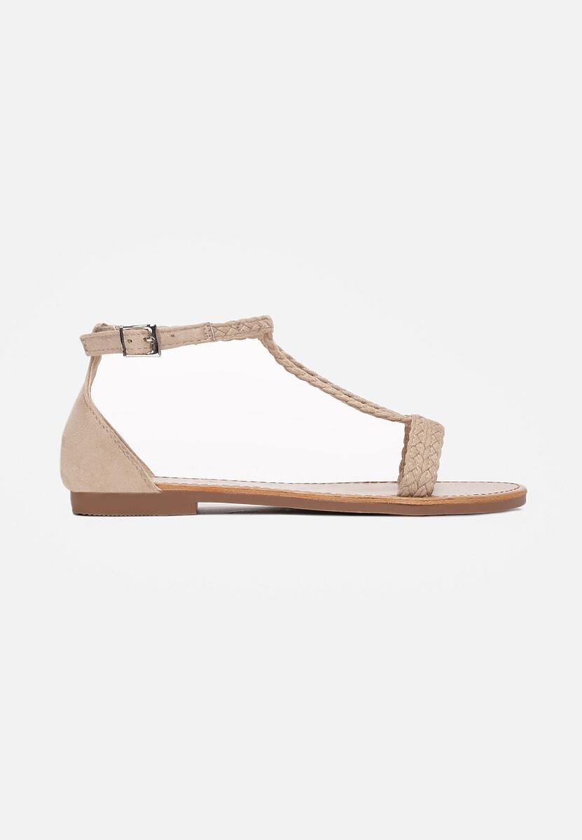 Beżowe Sandały Arrieta