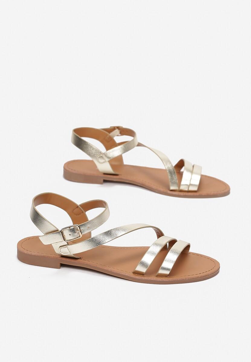 Złote Sandały Aegalia