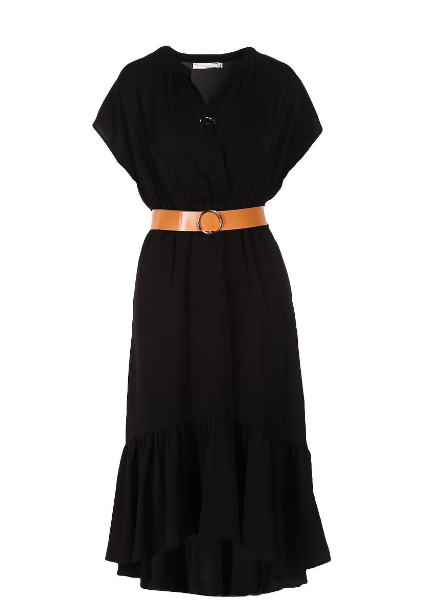 Czarna Sukienka Adriamere