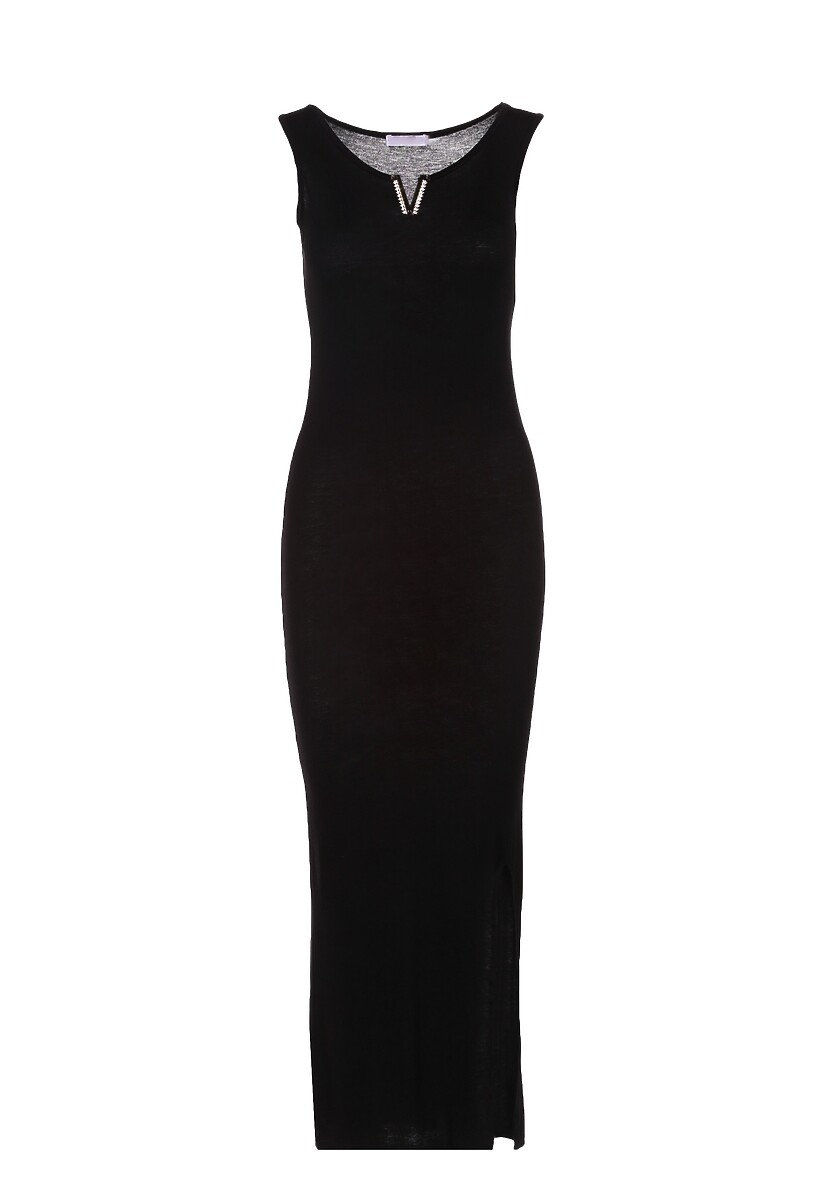 Czarna Sukienka Rosalba