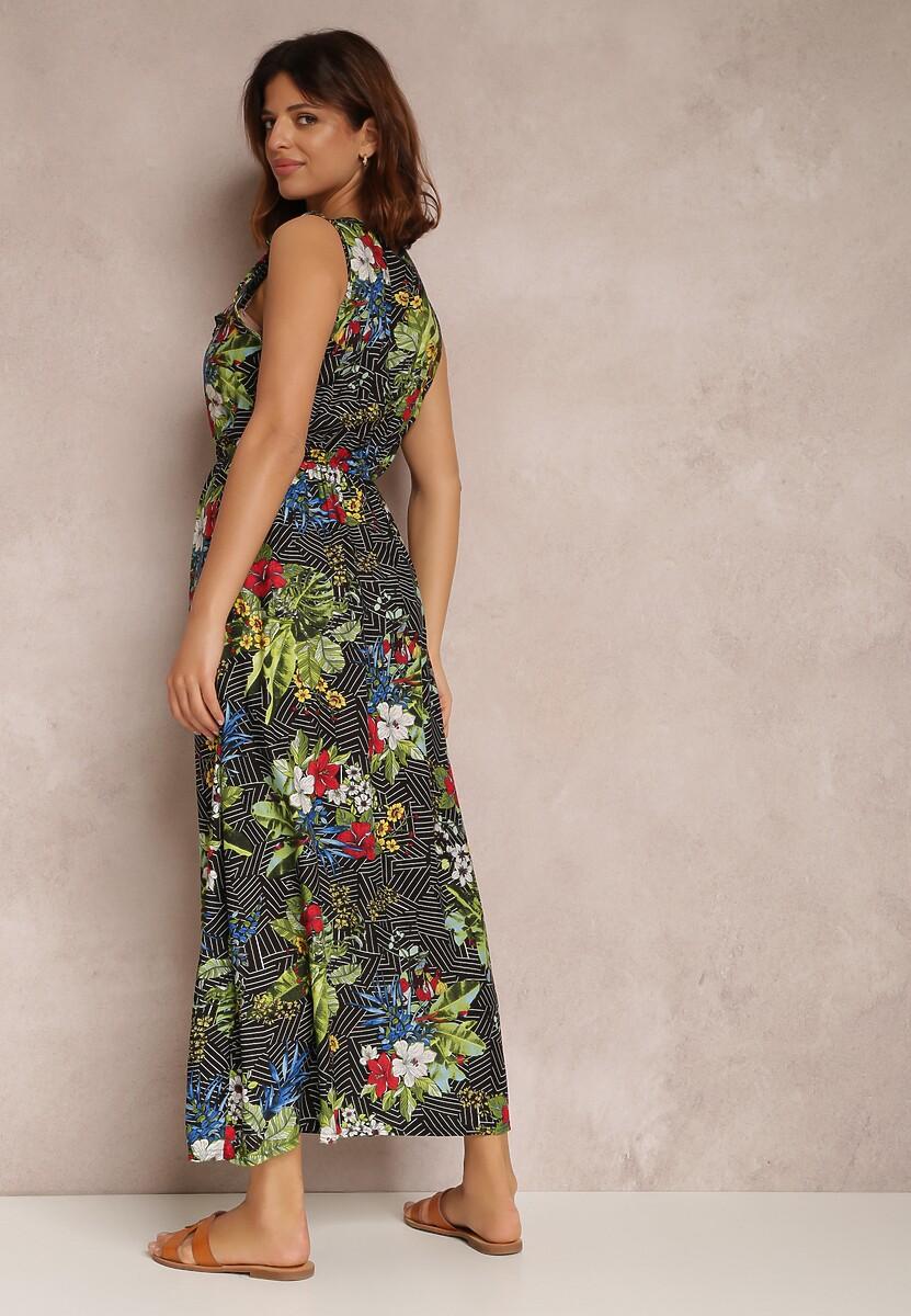 Czarna Sukienka Tharia