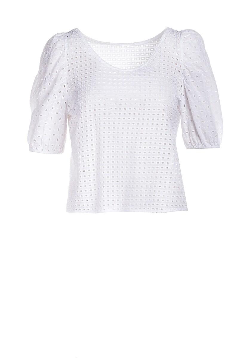 Biała Bluzka Kris